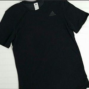NEW Adidas Men's Pickup SS Tee Size Large Black